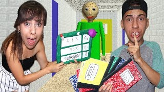 Download Baldi's Basics Game IN REAL LIFE! Video