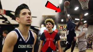 Download Chino Hills Looking to REPEAT State Titles Without LaMelo! Big O & Will Pluma Go Off! Video