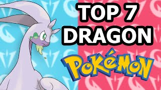 Download Top 7 BEST Dragon Pokemon Video