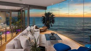 Download Paul McClean-Designed Floating Glass House in Laguna Beach, California Video