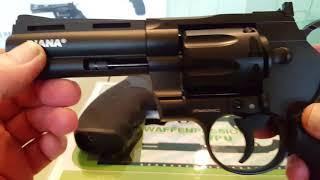 Download GSG Diana Raptor .177 Co2 Diabolo 4″ Zoll & 6″ Zoll AnalyseLook by WPU Video