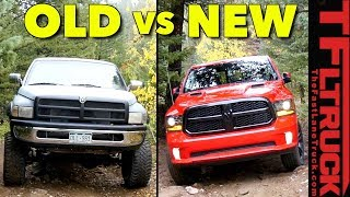 Download Where Does $50K Worth of New Truck Get You Off-Road? Video