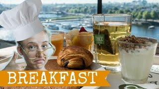 Download AMSTERDAM ON A BUDGET | The Cheapest Breakfasts | Travel to The Netherlands, Holland, 2016 Full HD Video