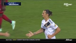 Download Zlatan scores No. 500 on amazing flying kick: Taekwondo golazo! Video
