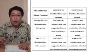 Download SP204 Strategi berdasarkan analisis SWOT Video