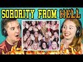 Download COLLEGE KIDS REACT TO SORORITY FROM HELL! (Sorority Chants) Video