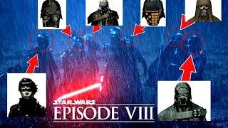Download Star Wars Episode 8 Knights of Ren Revealed Video