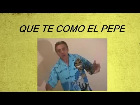 GOT TALENT El Ziruela Que te como el Pepe 2018