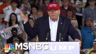 Download President Donald Trump's Financial History With Saudi Arabia | Velshi & Ruhle | MSNBC Video