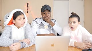 Download JE ME PERDS SUR YOUTUBE AVEC MES SOEURS - JUNIORTV LIFE Video