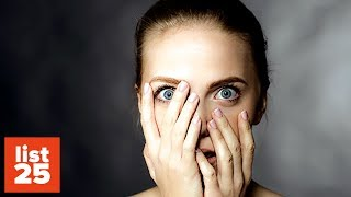 Download 25 Strangest Phobias You Could Have Video