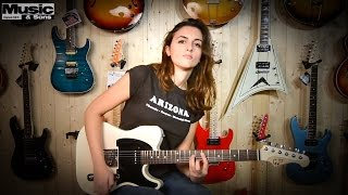 Download Laura Cox - 10 Classic Rock Intros on a GJ2 Hellhound Video
