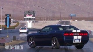 Download Dodge Challenger SRT8 392 vs. Shelby GT350 | Road and Track Video