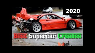 Download Best Supercar Crash Fail Compilation 2019 #1 Video