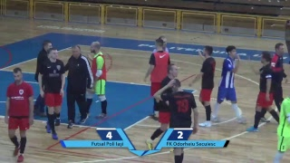 Download Futsal LIVE: Futsal Poli Iasi - Futsal Klub Odorheiu Secuiesc Video