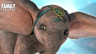 Download DUMBO (2019) | All Clips & Trailer Compilation for Emotional Disney Family Movie Video