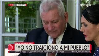 Download El gobernador Rubén Costas le responde a Branko Marinkovic Video