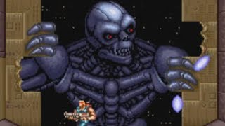 Download Contra 3 (SNES) Boss 03 Terminator (Hard, No Damage & Power Ups) Video