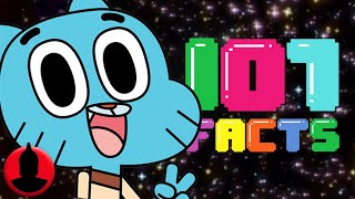 Download 107 Amazing World Of Gumball Facts YOU Should Know! (ToonedUp #30) @ChannelFred Video