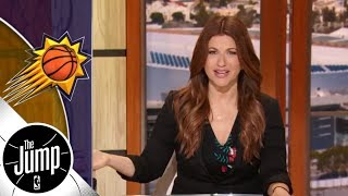 Download Rachel Nichols: In Deandre Ayton vs. Luka Doncic, Suns face tough choice at No. 1 | The Jump | ESPN Video