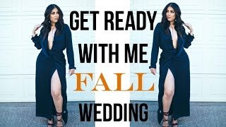 Download Get Ready with me: Fall Wedding Guest Video