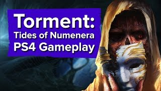 Download 9 minutes of Torment: Tides of Numenera PS4 Gameplay Video