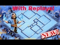 Download INSANE th9.5 anti 3 star base ever!!- with replays- clash of clans Video