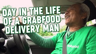 Download A Day In The Life Of A GrabFood Delivery Man Video