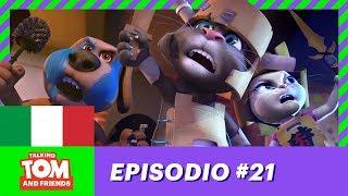 Download Talking Tom and Friends - Il castello della fantasia (Episodio 21) Video