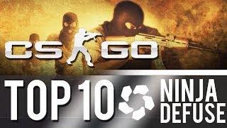 Download CS:GO - Top 10 Ninja Defuses! #2 Video