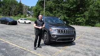 Download Review of the 2017 Jeep Grand Cherokee Limited! Video