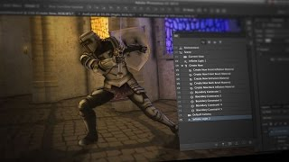 Download October Update: 3D Animation in Photoshop CC Video