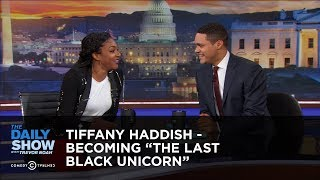 Download Tiffany Haddish - Becoming ″The Last Black Unicorn″ - Extended Interview: The Daily Show Video