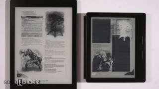 Download Kobo Aura One vs Kindle Oasis Comparison Video