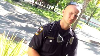 Download Road rage. (police video) Forrest Gump shows up at my HOME ! Video