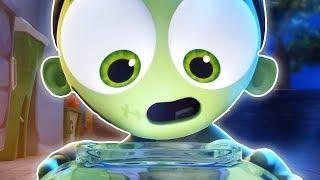 Download Funny Animated Cartoon | Spookiz | Surprise! | 스푸키즈 | Kids Cartoons | Videos for Kids Video