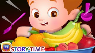 Download ChaCha The Fussy Eater - Yes Yes Vegetables & Fruits - ChuChuTV Good Habits Moral Stories for Kids Video