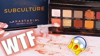Download ABH SUBCULTURE PALETTE DRAMA ... WTF ??? Video