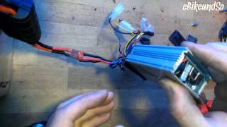 Download 36V E Bike Controller mit 48V E Bike Akku betreiben Video