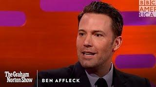 Download Ben Affleck Orders a Pizza as Batman - The Graham Norton Show Video