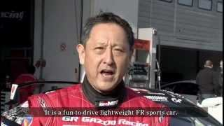Download Toyota 86 - Message from Akio Toyoda Video