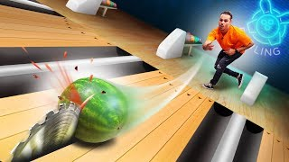 Download Table Saw Bowling Challenge! Video