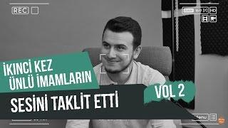 Download İkinci Kez Ünlü İmamların Sesini Taklit Etti - Osman Bostancı Video