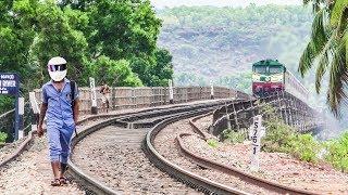 Download WDP3A Trivandrum Rajdhani on Rampage   Kumta   Honnavar Video