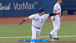 Download Tulo, Smoak, Martin homer in 17-run burst Video