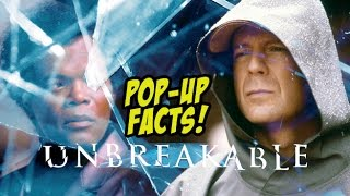 Download Pop-Up Movie Facts: Unbreakable (2000) M. Night Shyamalan, Bruce Willis Video