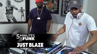 Download Just Blaze | #5MinutesofFunk004 | #TurntableTuesday97 Video