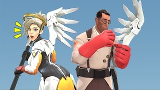 Download OVERWATCH ► FUNNIES, FAILS & CRAZY MOMENTS #7 Video
