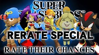 Download Super Smash Bros Ultimate - Rate Their Chances [12] Re-rate Their Chances! Special Episode! Video