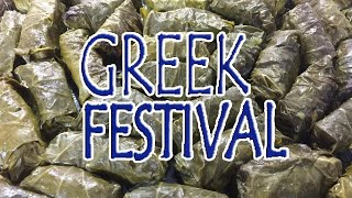 Download Dolmas for Greek Fest Video